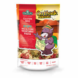 Pasta Outback Animals 250 gr