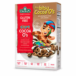 Itsy Bitsy Multicereales con Cacao 300 gr